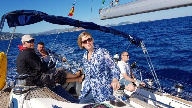 Присоединяйтесь к клубу яхтенных путешественников