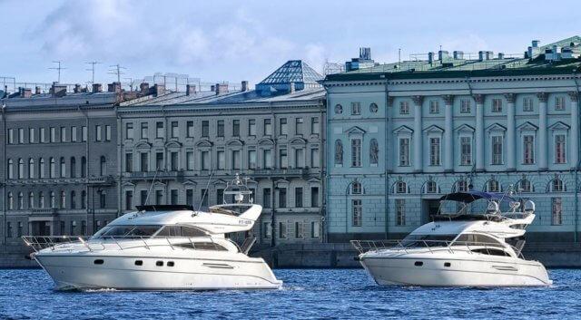 Основные преимущества аренды яхт
